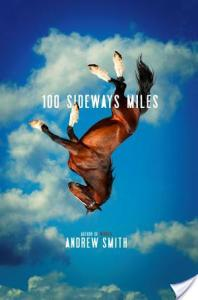 Giveaway Review 100 SIDEWAYS MILES by ANDREW SMITH @marburyJack @simonteen @ladyreaderstuff (11/16)