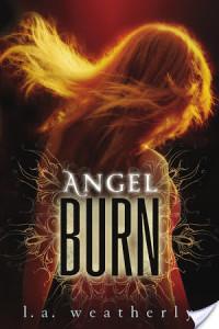 Giveaway ANGEL BURN by L.A. Weatherly @LA_Weatherly @Candlewick #BookBlast
