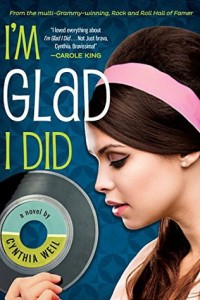 #Review #Giveaway I'M GLAD I DID by CYNTHIA WEIL @soho_teen