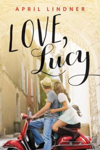 #Review LOVE, LUCY by APRIL LINDNER @misadventure123 @lbkids