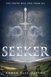 #Giveaway Interview SEEKER by ARWEN ELYS DAYTON @SeekerSeries @arwenelysdayton #Woof