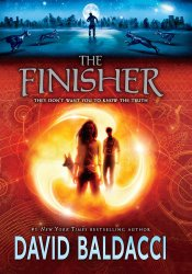 #Giveaway THE FINISHER by DAVID BALDACCI @DavidBaldacci @Scholastic