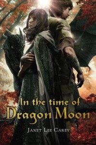 #Giveaway Guest Post IN THE TIME OF THE DRAGON MOON by JANET LEE CAREY  @janetleecarey