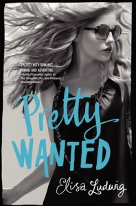 #Giveaway Interview PRETTY WANTED by ELISA LUDWIG @ElisaLudwigYA @HarperTeen