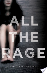 #Giveaway Interview ALL THE RAGE by COURTNEY SUMMERS @courtney_s @StMartinsPress