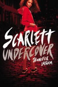 #Giveaway Interview JENNIFER LANTHAM works it! SCARLETT UNDERCOVER Blog Tour @jenandapen @LBKids  #Woof