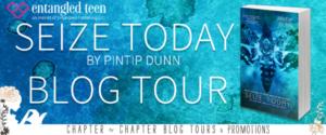 $25 #Giveaway 10 FAV BOOKS by Pintip Dunn #win Seize Today @PintipDunn @EntangledTeen 10.28