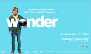 Movie Review WONDER @WonderTheMovie @RJPalacio #WonderTheMovie #ChooseKind