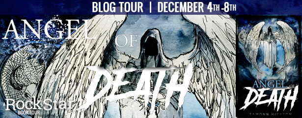 winner will receive a finished copy of ANGEL OF DEATH, International.