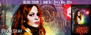 #Giveaway Interview MAD MAGIC by Nicole Conway @ANConway @Month9Books