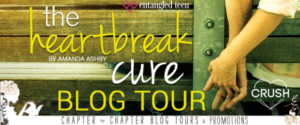 $15 #Giveaway Review The Heartbreak Cure by Amanda Ashby Ends 12.15 @EntangledTeen