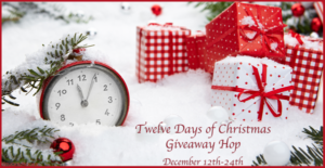 #YA Twelve Days of Christmas #Giveaway Hop #Win a Mystery Box of #Books!