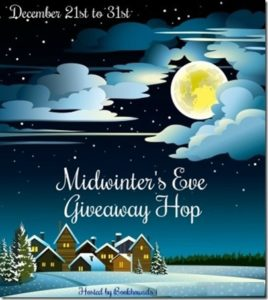 #YA MIDWINTERS EVE #GIVEAWAY HOP #Win $10 (INT) Ends 12.31