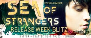 $20 #Giveaway Excerpt SEA OF STRANGERS by Erica Cameron @ByEricaCameron @EntangledTeen 12.28