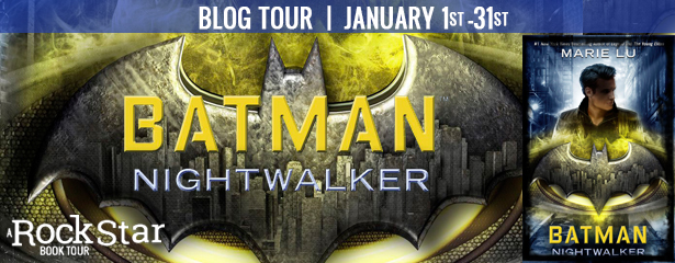 3 winners will receive a finished copy of BATMAN: NIGHTWALKER, US Only.
