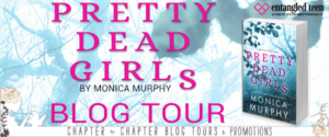 #Giveaway What's on MONICA MURPHY'S Desk? #win Pretty Dead Girls by @MsMonicaMurphy @EntangledTeen Ends 1.27