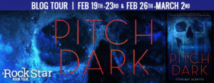 #Giveaway What is on COURTNEY ALAMEDA'S Desk? #Win PITCH DARK by @courtalameda @FierceReads