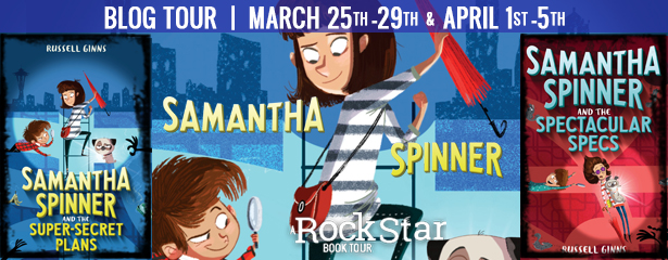 SAMANTHA SPINNER Series, US Only.