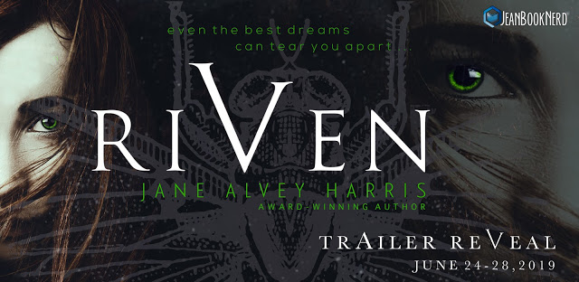2 Winners will receive a Signed Copy of RIVEN