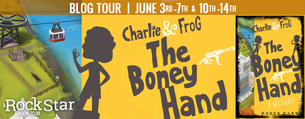(3) CHARLIE & FROG THE BONEY HAND, US Only.