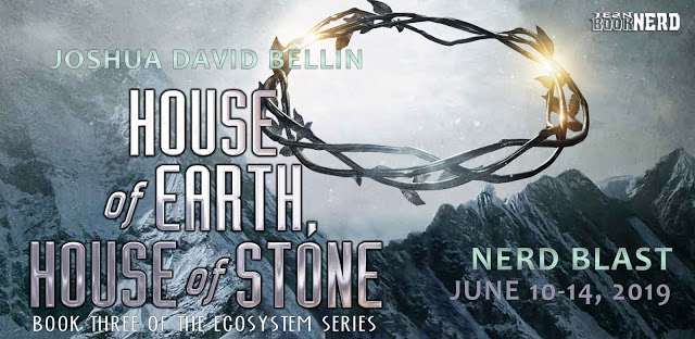(2) Signed Copy of HOUSE OF EARTH, HOUSE OF STONE by Joshua David Bellin.