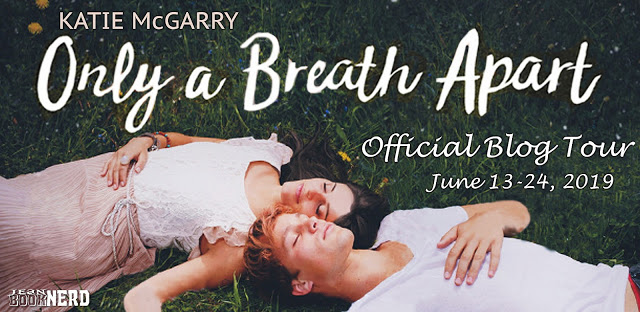 5 Winners will receive a Copy of ONLY A BREATH APART by Katie McGarry.