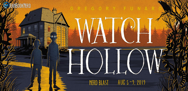 2 Winners will receive a Signed Copy of WATCH HOLLOW by Gregory Funaro.