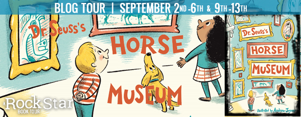 (3) finished copies of DR. SEUSS'S HORSE MUSEUM, US Only.