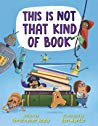 Review THIS IS NOT THAT KIND OF BOOK by Christopher Healy @ChristophrHealy @randomhousekids