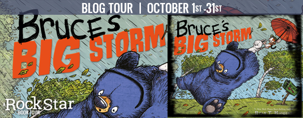 (3) finished copy of BRUCE'S BIG STORM, US Only.