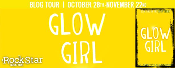 (50) ebook of GLOW GIRL, International. Via Goodreads