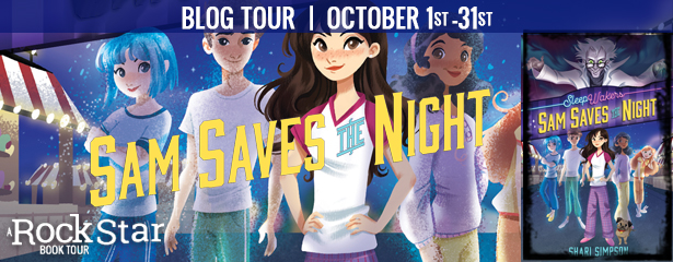 (3) finished copy of SAM SAVES THE NIGHT, US Only.