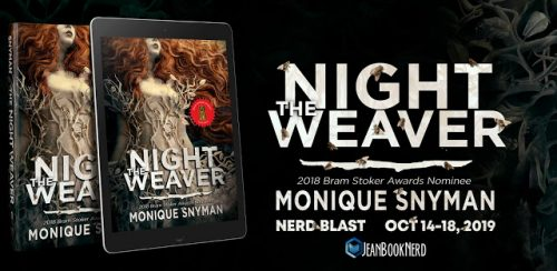 (1) Limited Edition The Night Weaver Box by Monique Snyman. - (1) $25 Amazon Gift Card.