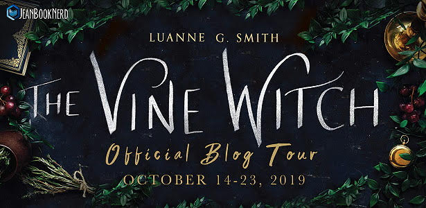 (5) THE VINE WITCH by Luanne Smith.