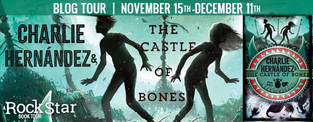(2) CHARLIE HERNANDEZ AND THE CASTLE OF BONES, US ONLY.
