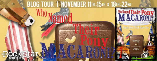 (3) copies WHO NAMED THEIR PONY MACARONI?, US Only.