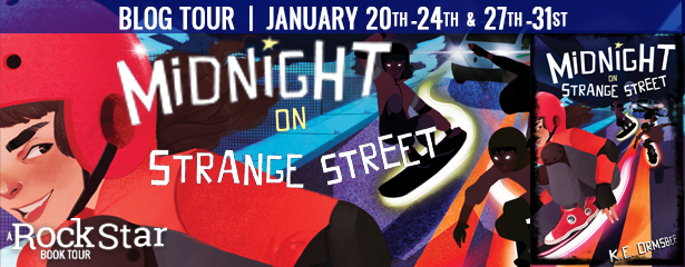 (3) MIDNIGHT ON STRANGE STREET, US Only.