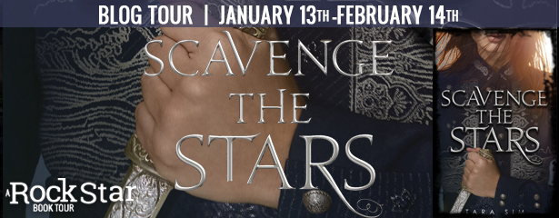 (3) SCAVENGE THE STARS, US only.