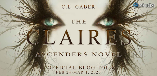 (5) THE CLAIRES AND ASCENDERS Series by C. L. Gaber.