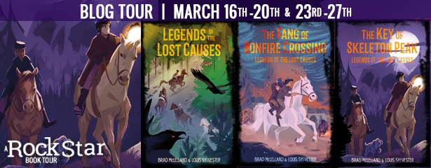 (3) LEGENDS OF LOST CAUSES SERIES, US Only.