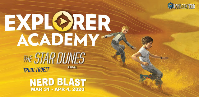 (1) Explorer Academy Series