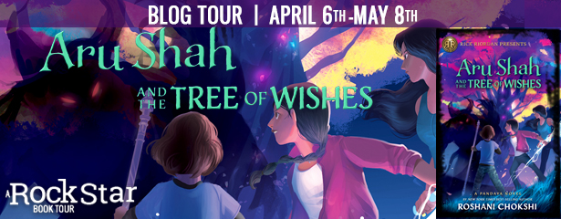 (3) ARU SHAH AND THE TREE OF WISHES, US Only.