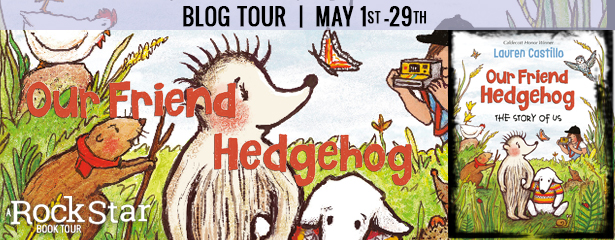 (3) OUR FRIEND HEDGEHOG, US Only.
