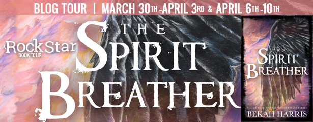 THE SPIRIT BREATHER, US Only.