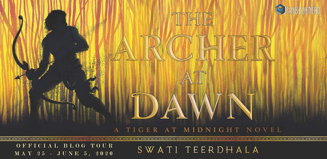 (3) THE ARCHER AT DAWN by Swati Teerdhala.