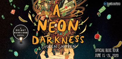 3 A NEON DARKNESS by Lauren Shippen. 1 $25 Amazon Gift Card.