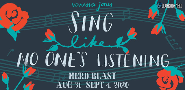 (5) SING LIKE NO ONE'S LISTENING by Vanessa Jones.