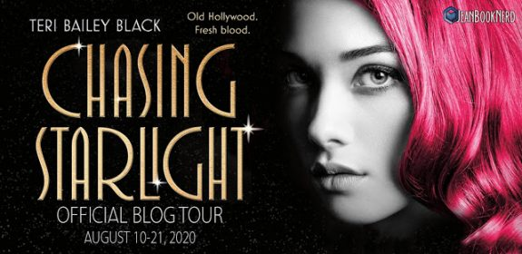 (5) CHASING STARLIGHT by Teri Bailey Black.