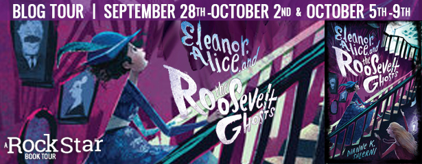 (3) ELEANOR, ALICE, AND THE ROOSEVELT GHOSTS, US Only.
