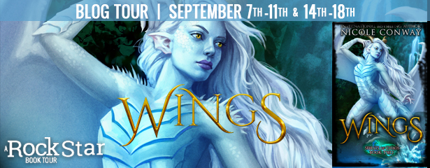 2 lucky winners will win a finished copy of WINGS, US Only.